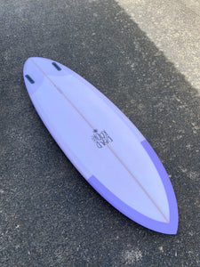 Hellcat - 6'1 Lavender Flame