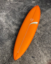 Hellhound - 7'2 Orange Spout