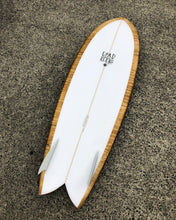 Riches RF - 5'9 Mission Stripe