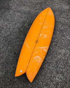 Riches RF - 5'11 Juicy Orange Wisp