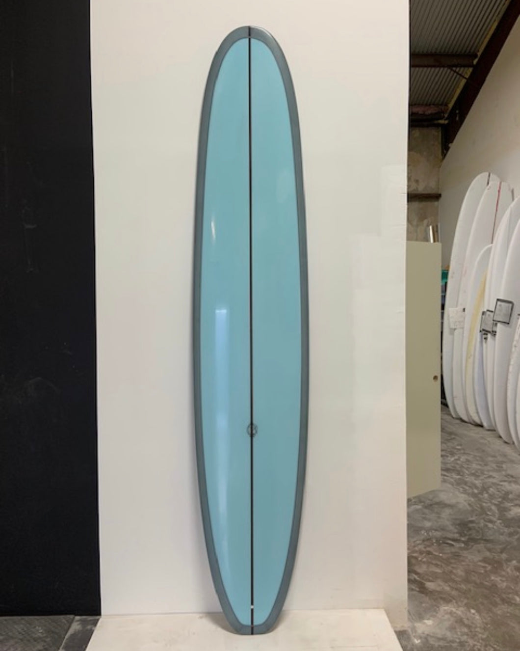 Guerrero - 9'3 Gunmetal/Blue Steel $1400USD