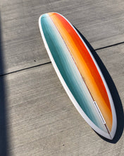 Merch Pin - 9'6 Sunset stripe