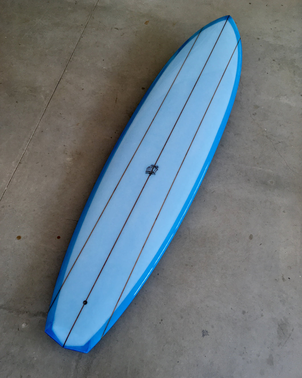 Speedhull - 7'4 Sailor Blue