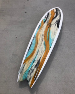 Rattlesnake - 7'2 Resin River
