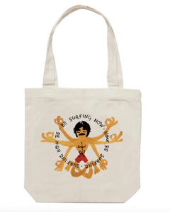 Aloha to Zen - Be Here Now Tote