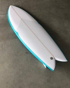 Riches RF - 5'9 Aqua Dream