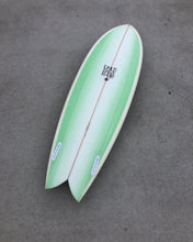Riches RF - 5'7 Spearmint Stripes