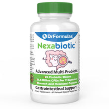 DrFormulas Nexabiotic Probiotics Review