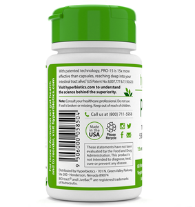 Hyperbiotics PRO-15 Probiotics Review