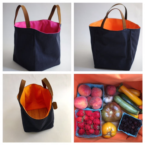 Branch Market Tote Small
