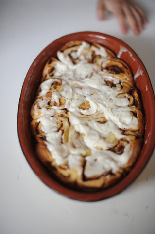 cinnamon buns from food 52 recipe