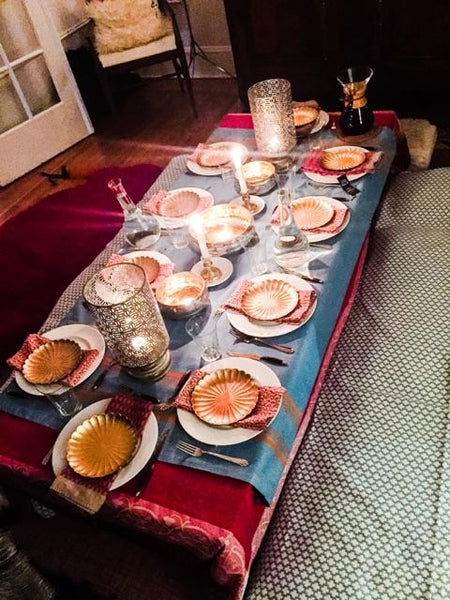 Moroccan feast, Millie | Lottie entertains