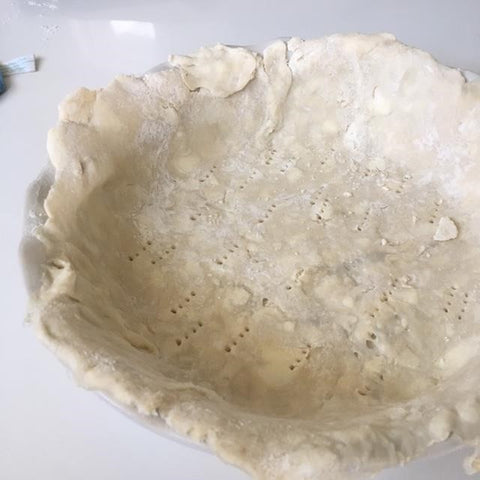 Pie Crust Ready for Filling