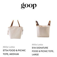 Millie Lottie on goop