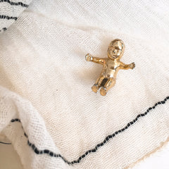 jesus charm for the kings cake