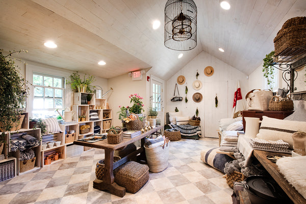 Millie | Lottie in the Hamptons with goop MRKT photos by Architectural Digest