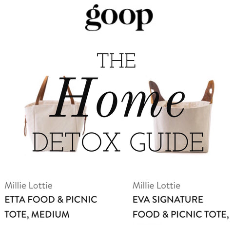 Millie Lottie in Goop Detox Guide