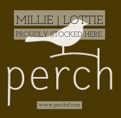 Find Millie Lottie Totes sold at Perch SF