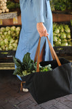 Branch Market Tote carrying kale