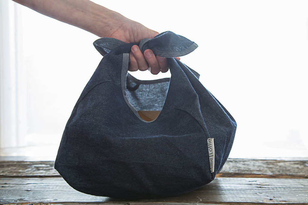 Heirloom Wrap Food Carriers | Medium