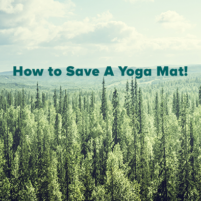 Factory-Seconds - How to Save A Yoga Mat