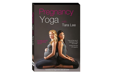 Tara Lee DVD Pregnancy Yoga DVD with Tara Lee