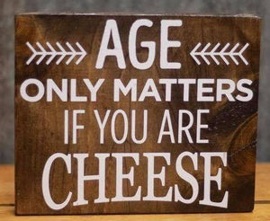 AGE - CHEESE