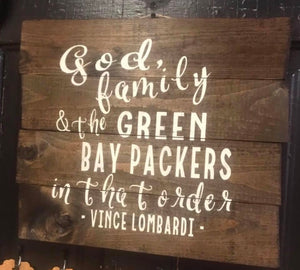 GOD-FAMILY & THE GB PACKERS