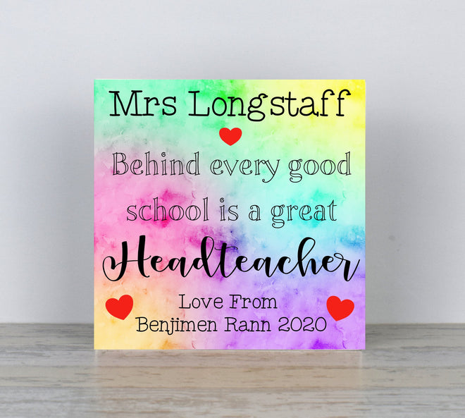 Thank You Teacher