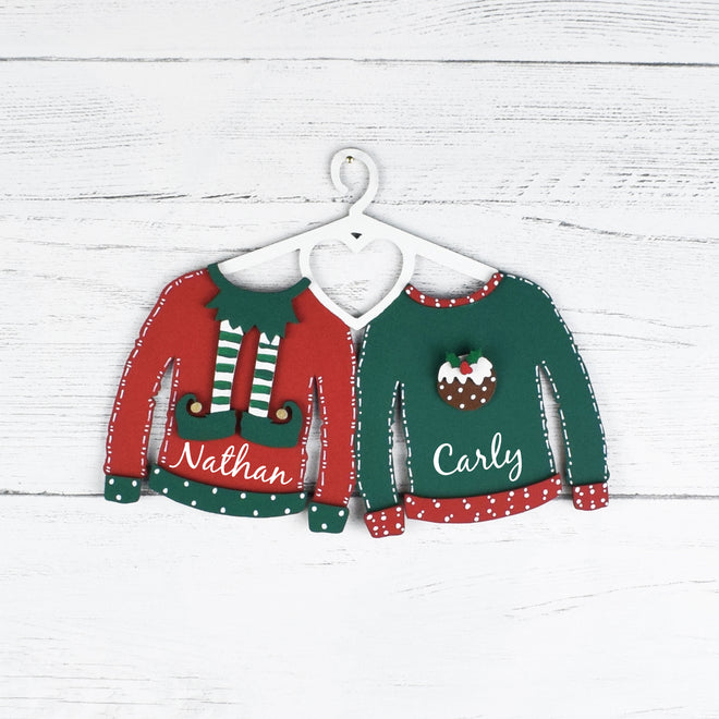 The Christmas Range