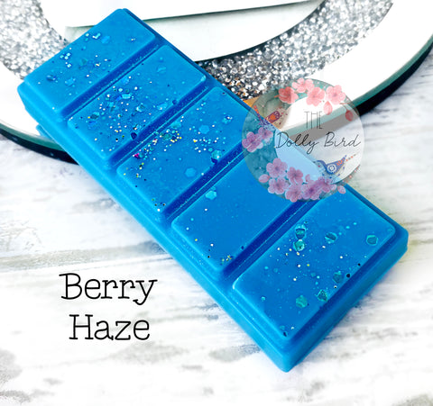 Berry Haze Wax Melt Snap Bar, Fruit Scented Wax, Soy Wax Melts, Wax Snap Bar, Tropical Scented Wax Melts, Chewing Gum Wax Melts