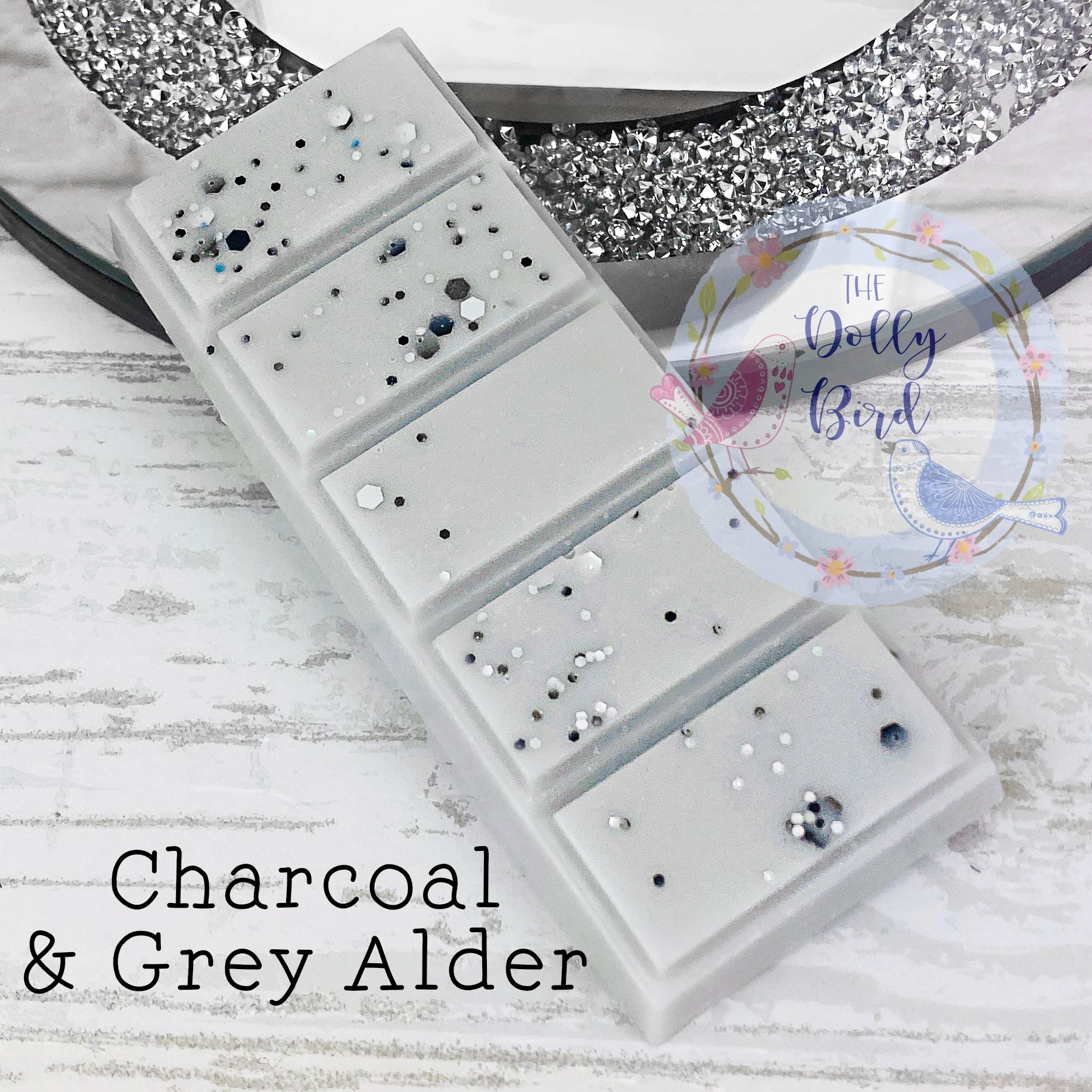 Charcoal And Grey Alder Wax Melt Snap Bar, Musk Scented Wax Melts, Eucalyptus Scented Wax, Clean Scented Wax Melts, Fresh Scent Wax Melts