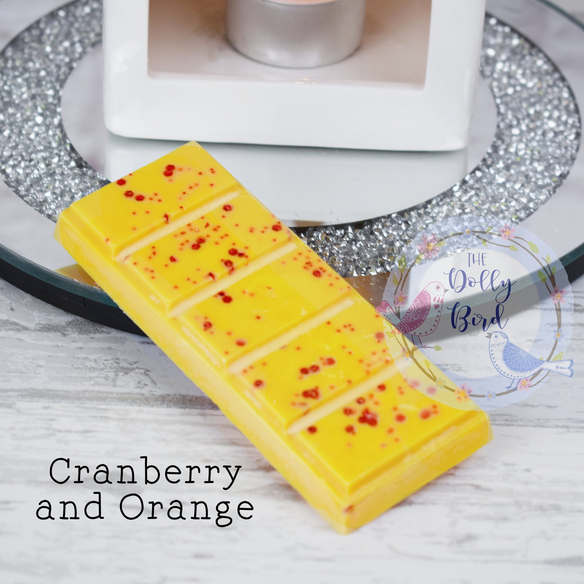 Cranberry And Orange Wax Melts, Zoflora Christmas Cleaning Scented Wax Melt Snap Bar, Christmas Wax Melts, Highly Scented Wax Melts, Fruit Wax Melts