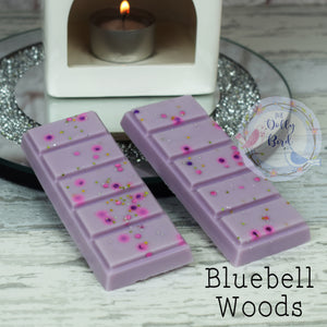 Bluebell Woods Soy Wax Melt Snap Bar, Clean Soap Scented Wax, Soy Wax Melts, Clean Scented Wax Melts, Fresh Scent Wax Melts, Disinfectant