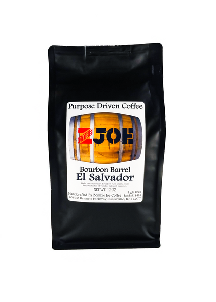 Limited Edition: Bourbon Barrel El Salvador