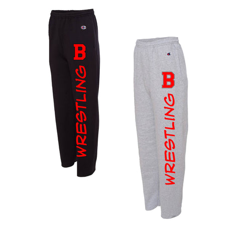 Champion Sweat Pants - Gray or Black