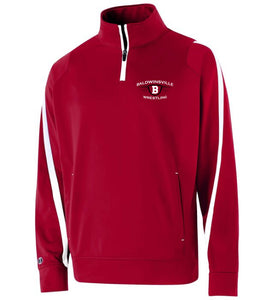 Holloway Determination Pullover - Red