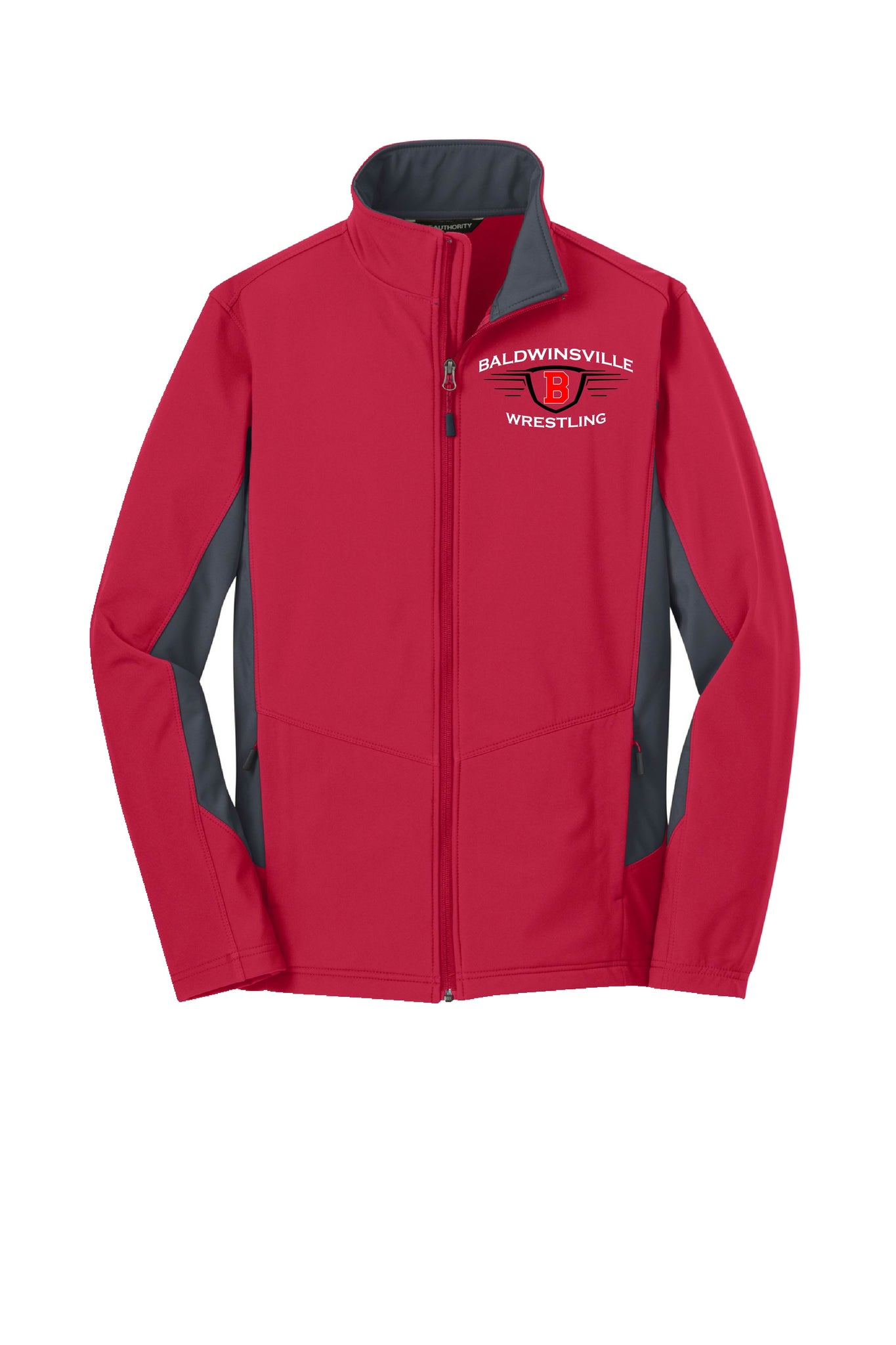 Port Authority Soft Shelled Jacket with Embroidered Logo