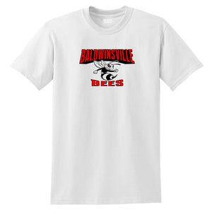 "2021 ""Baldwinsville Bees"" 2-Color T-shirt"