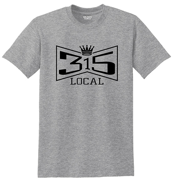 """315 LOCAL"" Tees"