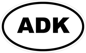 """ADK"" Decal"
