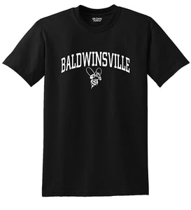 "Single-Color ""Baldwinsville"" Tees"