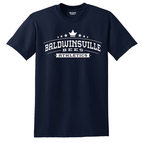 """Baldwinsville Bees Athletics"" T-shirts"