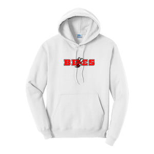 """Bees"" Front Logo Hoodie"