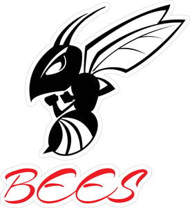 """Bees"" Generic Decal"