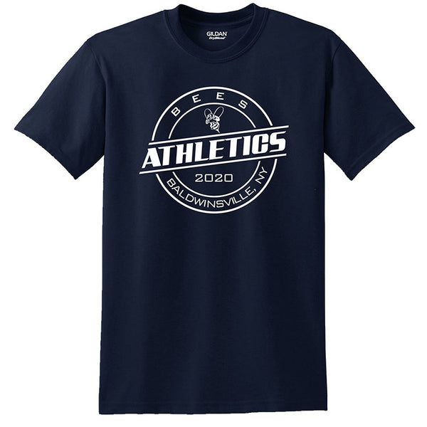 """Bees Athletics, Baldwinsville NY"" T-shirts"