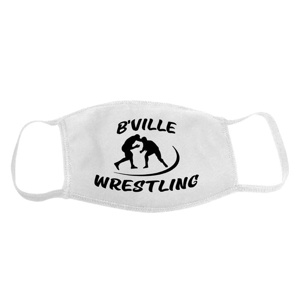 B'Ville Sports-Themed Face Masks