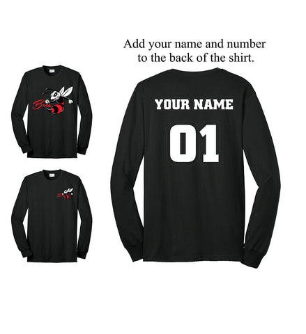 Customization Upgrade ($5 Add-On): Add Your Name & Number