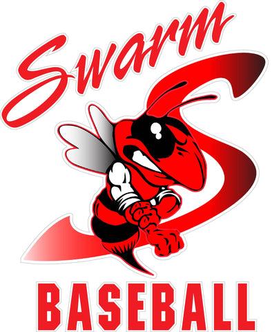 """Swarm Baseball"" Decal"
