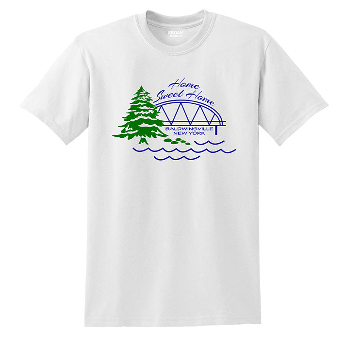 (Two-Color) Village of Baldwinsville T-shirt